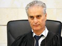 השופט יגאל פליטמן / צלם: אריאל ירוזלימסקי